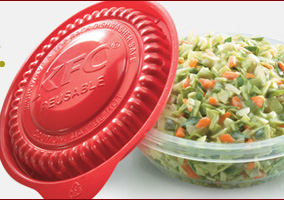 KFC Reusable Containers